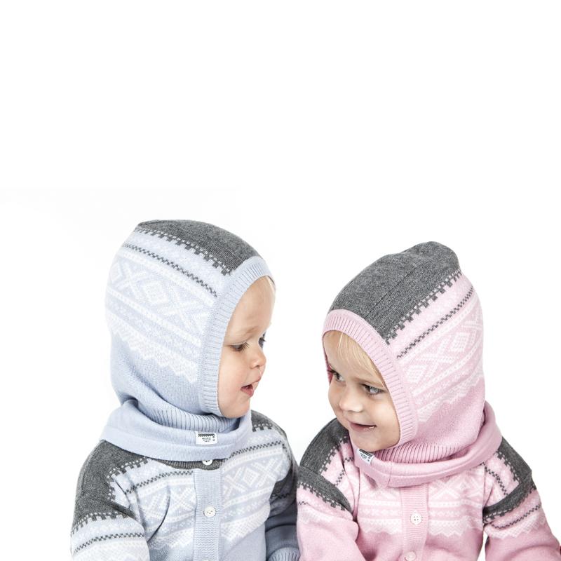 10dfac0a Lue Balaclava Ull Marius Lys rosa barn - Marius Kids - Recreo.no ...